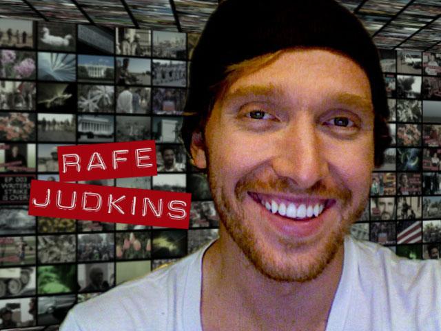 Chuck writer Rafe Judkins